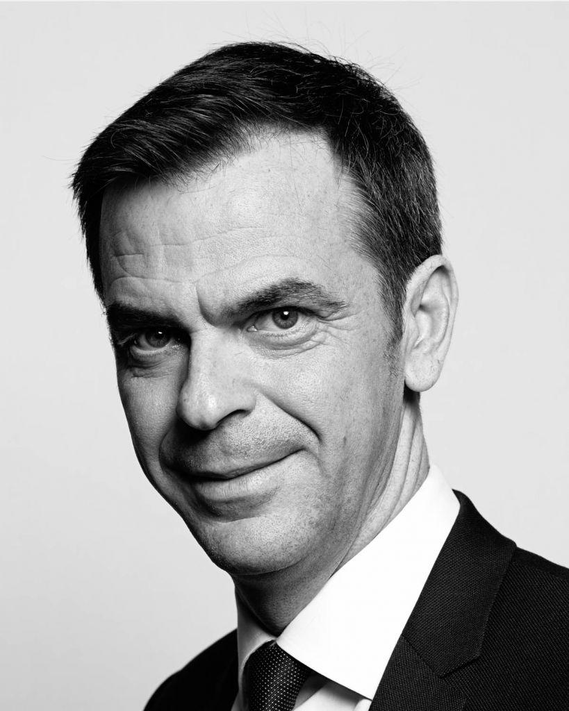 Olivier Véran Ministre de la Santé - 50 secondes de Shooting